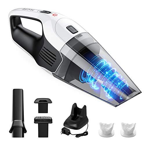 Holife Upgraded Handheld Vacuum Cordless Cleaner