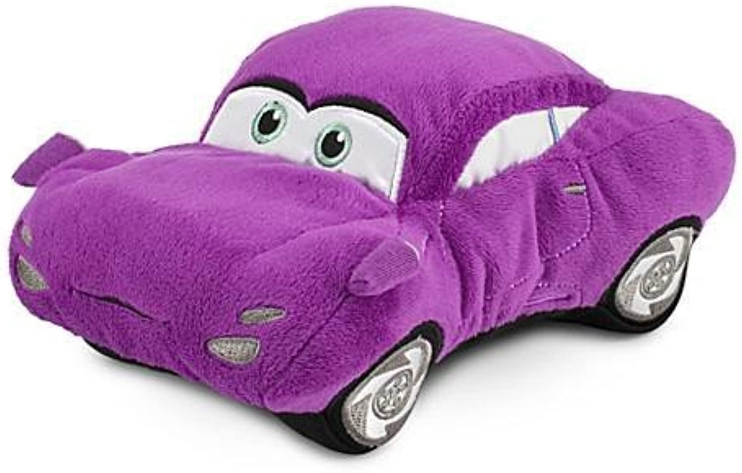Disney   Pixar CARS 2 Movie Exclusive 8 Inch Plush Toy Holley Shiftwell