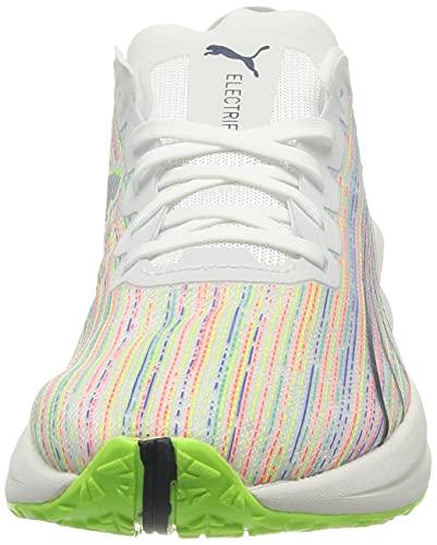 Puma Electrify Nitro SP W, Zapatillas de Running Mujer, White, 37 EU