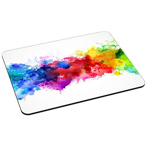 PEDEA Tapis de souris Design Colorblob