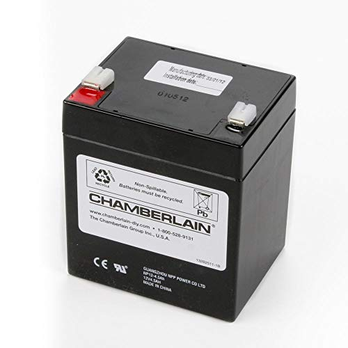 For Sale! Chamberlain 41B822 Garage Door Opener Battery Genuine Original Equipment Manufacturer (OEM...