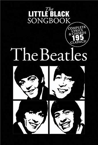 The Beatles Edition: Noten, Songbook für Gesang, Klavier (Little Black Songbook)