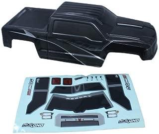 Redcat Racing H10-Gr 1/10 Scale Dukono Body, Gray H10-Gr