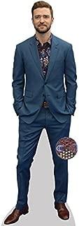 Justin Timberlake (Blue Suit) Life Size Cutout