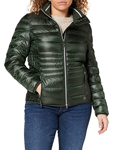 BRAX Damen Style Bern Outdoor Zero Down Jacke, Khaki, 40