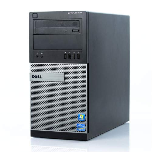 Dell optiplex 990 INTEL CORE I7 @3.40GHZ 8GB RAM 128GB SSD WINDOWS 10 PRO (Ricondizionato)