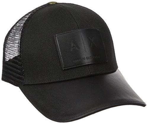 Armani Exchange Sombrero con Visera Hombre