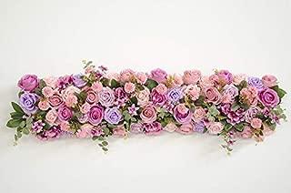 CoronationSun - Artificial Roses - 1M Wedding Decor Artificial Flower Decor Flower Arch Flower Arrangement Flower 1pc