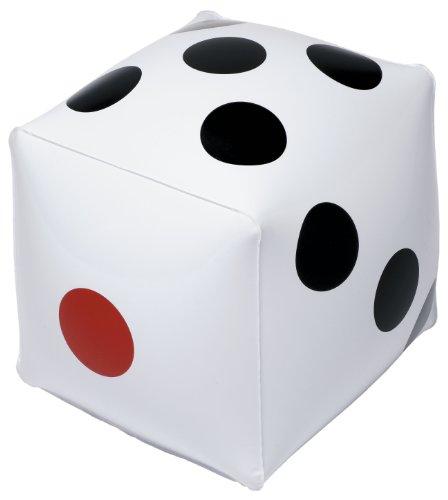 サイコロボール (ホワイト)