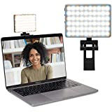 HumanCentric ScreenLight - Video Conference Light with Webcam Style Mount   No Suction Cup   Zoom Lighting for Computers, Monitors, and Laptops   for Video Calls and Remote Working   Patent Pending