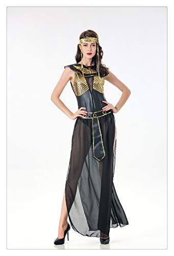 Z-one 1 Lady Cosplay Danza del vientre Joyera Moneda Velo Halloween Dance Play Accesorios de vestir (Sin zapatos)
