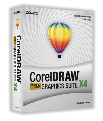 CorelDRAW Graphics Suite X4 Home and Student - Mini Box