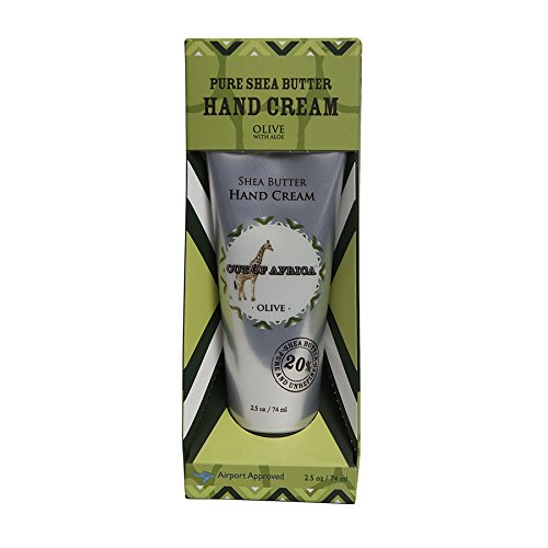 Hand Cream-Olive 2.25 Ounce by Out of Africa