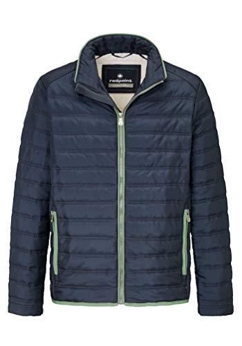 Michaelax-Fashion-Trade Redpoint - Aktueller Herren Steppblouson, Rees (702463918000), Farbe:Navy (0800), Größe:L