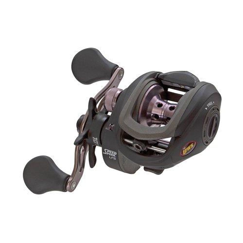 Lew's Fishing Speed Spool LFS Baitcast Reel, 7 oz./120 yd./12 lb./7.5:1