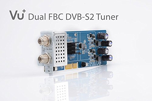 VU+ DVB-S2 FBC Tuner