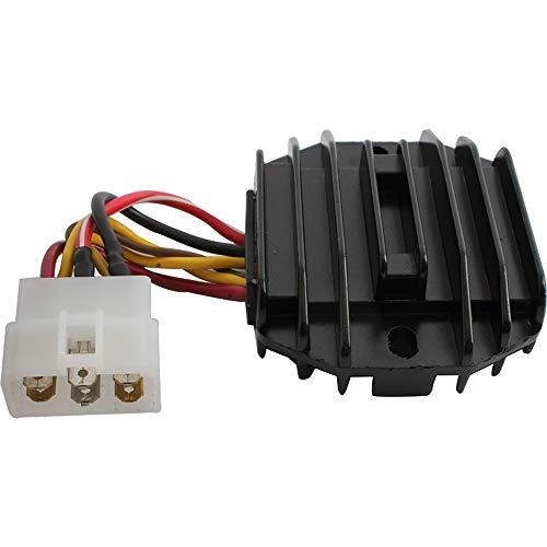 DB Electrical AKW6006 Gleichrichter für John Deere 240, 245 Rasentraktor, 345, F525, F735, Gx345, Lx176, Lx188, Lx279, X495, X575, X700, X720, X724, X728, Cs Cx T. s Gator AM101046 AM126304