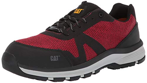 Caterpillar Men's Passage CT Industrial Shoe, Regal red, 10.5 M US