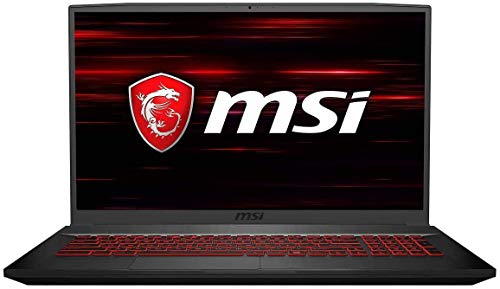Compare MSI GF75 (WSF-01) vs other laptops