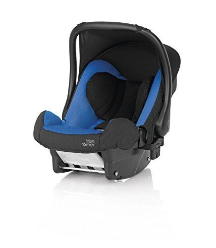 Britax Römer Autositz Baby-Safe plus II, Gruppe 0+ (Geburt - 13kg), Kollektion 2015, Blue Sky