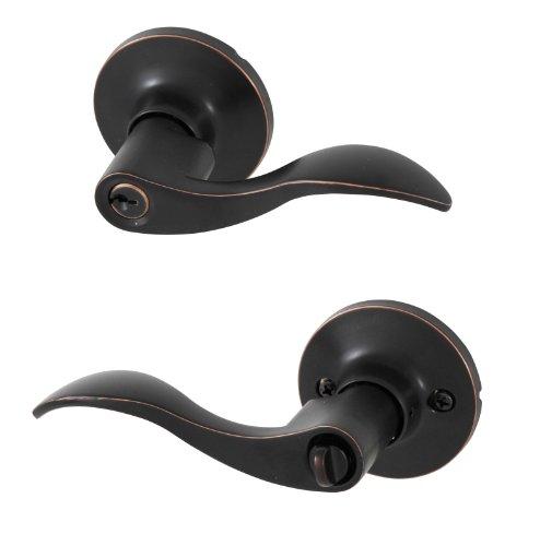 10 best bronze door lever with lock for 2021
