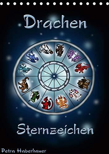Drachen-Sternzeichen (Tischkalender 2021 DIN A5 hoch)