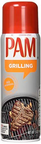 Pam Grilling No-Stick Cooking Spray - 5 oz - 2 pk - SET OF 4