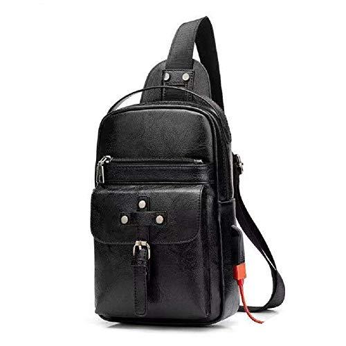 DFVmobile - Rucksack Tasche Taille Umhängetasche für Xiaomi Redmi S2 (Redmi Y2) 2018 - Schwarz