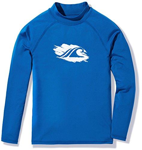 TSLA Boys Full Zip Lightweight Thermal Youth Active Polar Fleece Top