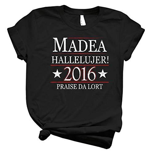 Madea Hallelujer Praise Da Lort Unisex T Shirt Long Sleeve Sweatshirt Hoodie