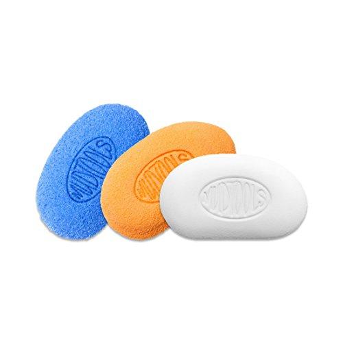 MudSponge - Set of All 3 Sponge Tools for Pottery Wheel and Clay Artists - Sherrill Mudtools