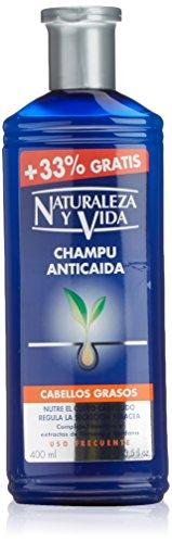 Naturaleza Y Vida Champú Anticaída Cabello Graso - 100 ml