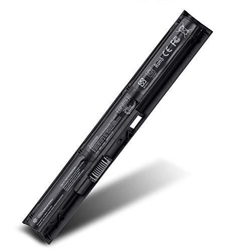 HSX 2800mAh VI04 Laptop Battery for HP 756743-001 756745-001 756744-001 756478-851 ProBook 440 G2 450 G2 756478-421 756478-421 756478-422 Envy 14 15 17 – High Performance [4 Cells/2800mAh/41Wh]