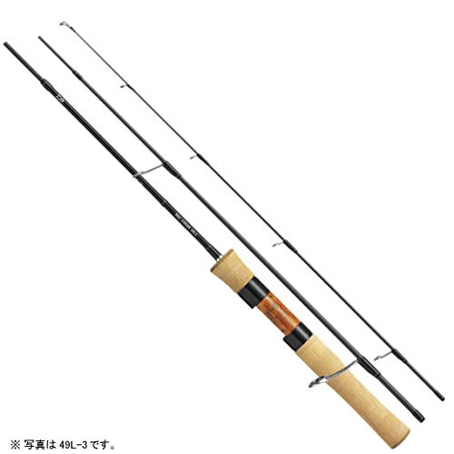 ダイワ(DAIWA) トラウトロッド ワイズストリーム 45UL-3 釣り竿