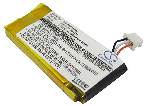 Replacement Battery for Sennheiser OfficeRunner, DW Office, Pro 1, Pro 2, DW Pro 1, DW Pro 2, DW Pro 30, DW-Reihe Part NO 504374 BATT-03