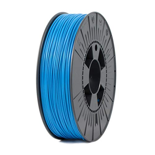 ICE Filaments PLA filament, 1.75mm, 0.75 kg, Bleu (Bold Blue)