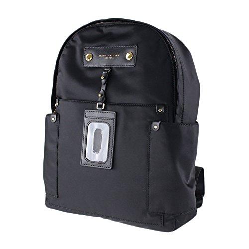 Marc Jacobs Nylon Backpack - Black, large