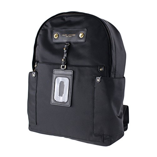 Marc Jacobs Nylon Backpack - Black, large