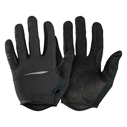 Bontrager Circuit Fahrrad Handschuhe lang schwarz 2020: Größe: L (9)