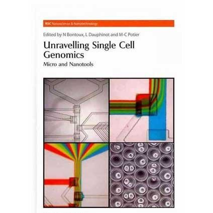 Price comparison product image [Unravelling Single Cell Genomics: Micro and Nanotools (Nanoscience)] [By: x] [December,  2010]