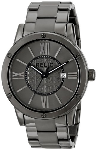 Relic by Fossil Men's Payton Quartz Stainless Steel Dress Watch (Model: ZR11998)