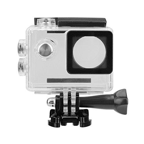 JenNiFer Original wasserdicht Back Up Case Under Water Protective Cover für EKEN H9 WiFi Sports Action Camera