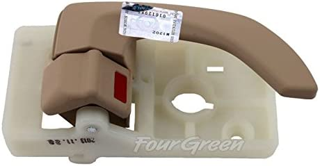 Genuine Hyundai 82620-2E000-J9 Door Assembly All items Price reduction in the store Interior Handle R