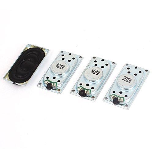 Amplificador altavoz DealMux 4 piezas magnéticas