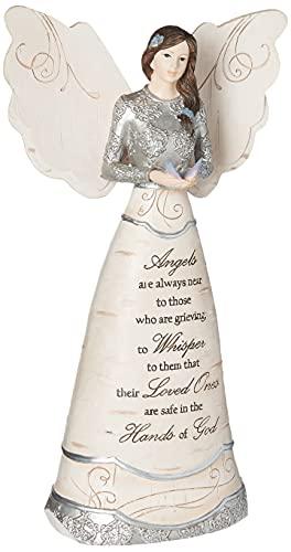 Pavilion Gift Company 82351 In Memory Angel Figurine, 9-Inch
