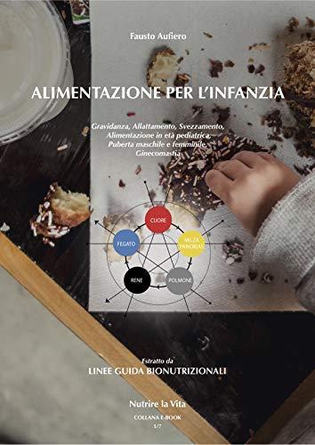Alimentazione per l'infanzia (Linee Guida Bionutrizionali Vol. 1)