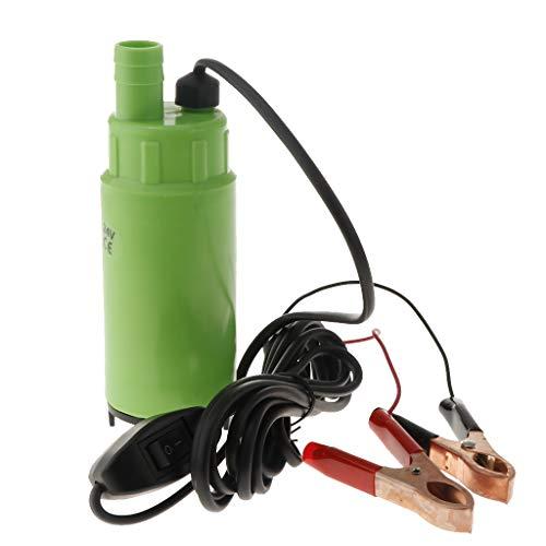Fenteer Tauchpumpe Diesel Öl Wasserpumpe Bootpumpe Transfer Pumpe 30L / Min - 24V