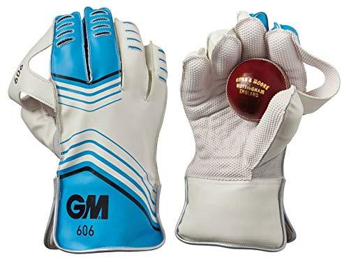 Gunn and Moore Herren Handschuhe für Wicketkeeper Handschuhe 606 Violett violett Jugendliche