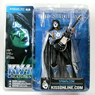 McFarlane Kiss Creatures The Space Ace Action Figure by Unknown