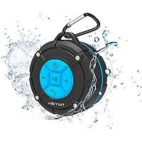 Asiyun IPX7 Waterproof Shower Bluetooth Speaker